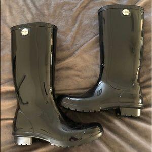 🆕🔆UGG ☔️ Rainboots, like-new, light lining, SZ 7